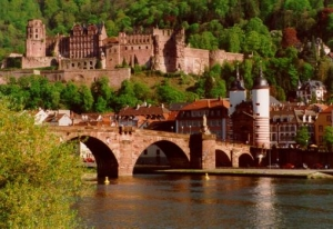 heidelberg bridge schloss