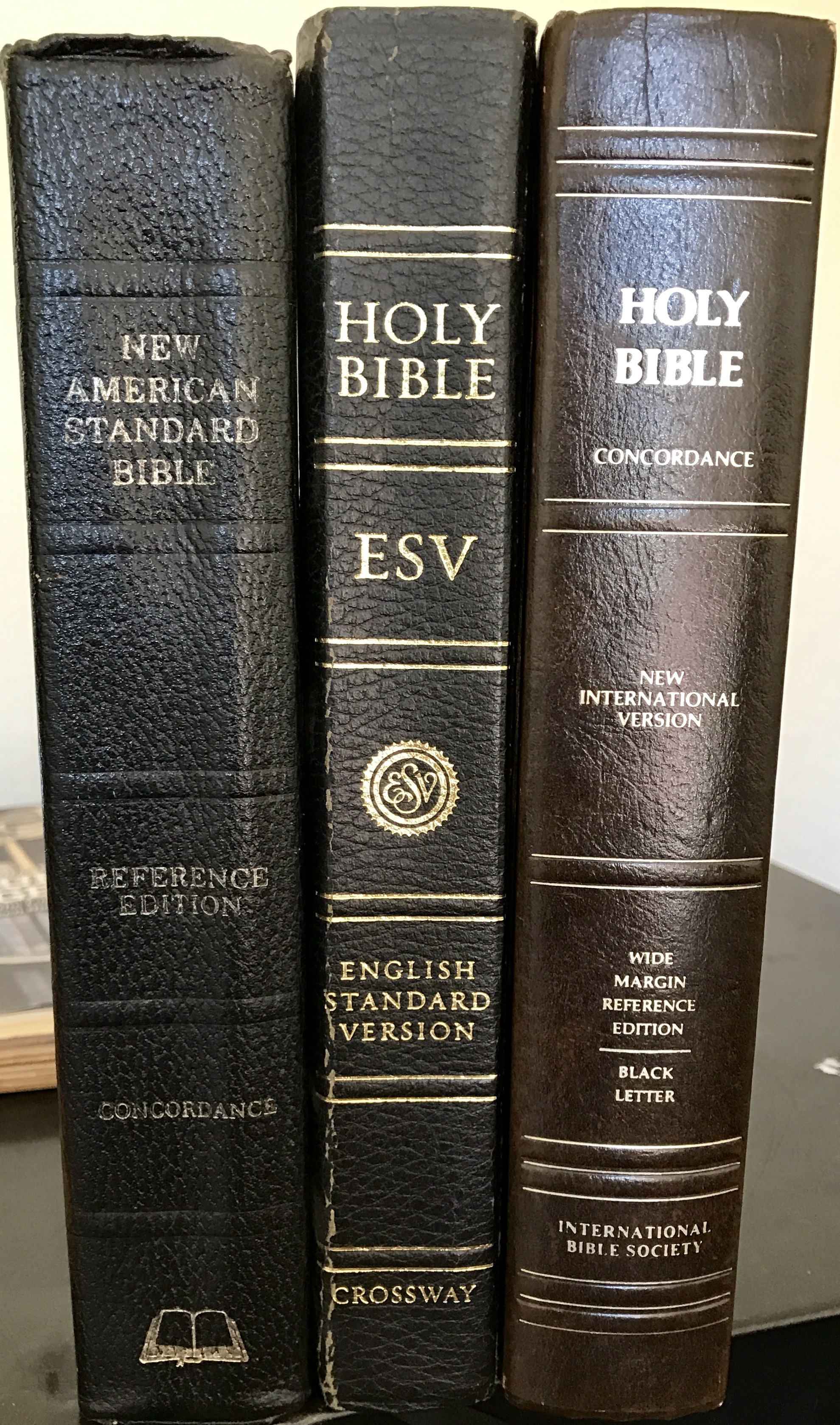 Spirit of the reformation study bible esv