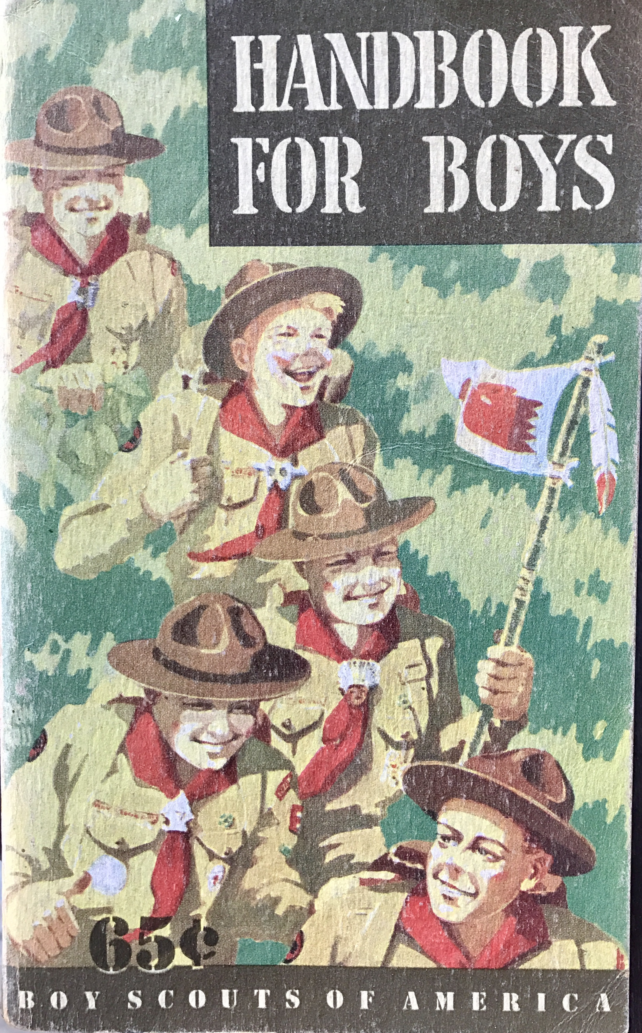 MAY VINTAGE BOY SCOUT 1948 BOYS/' LIFE