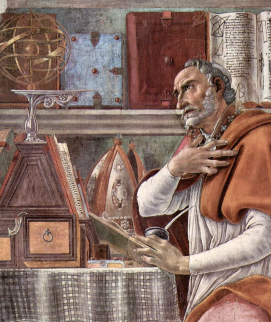 philosophies from aquinas augustine and irenaeus and other theologians essay Natural theologians maintain the first fully developed theodicy was crafted by augustine in the fifth century of the a feminist philosophy of religion.